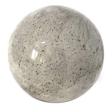 Granite - Hand Blown Sphere Light